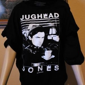 torrid Tops - 🆓 gift TORRID Riverdale Jughead-Cole Sprouse sz 3